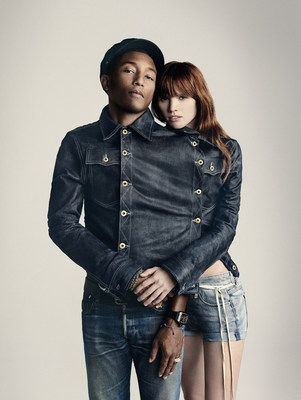 Pharrell Williams Announced as Co-Owner of G-Star RAW
