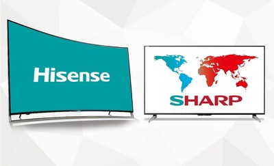 Hisense's Major Expansion: Acquiring Sharp America