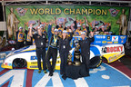 DSR's Matt Hagan drives Mopar Dodge Charger R/T to 2014 NHRA Funny Car World Championship victory