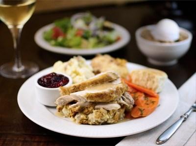 Thanksgiving Roast Turkey Feast
