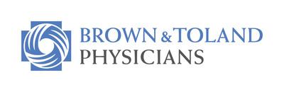 Brown & Toland Physicians.  (PRNewsFoto/Brown & Toland Physicians)