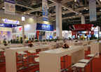 Several Views of Valve World Expo & Conference Asia 2015