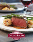 Omaha Steaks: Sweets and Steaks Rank Among Top Foods Gifts for 2014 (PRNewsFoto/Omaha Steaks)