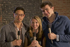 """The hosts of the new """"TrailMix 2016"""" podcast are (from left to right) Asawin Suebsaeng, Miranda Green and Justin Green."""