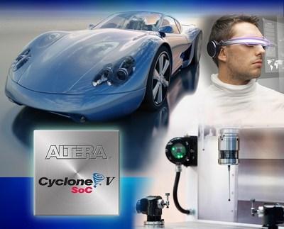 Altera joins embedded vision alliance. (PRNewsFoto/Altera Corporation)