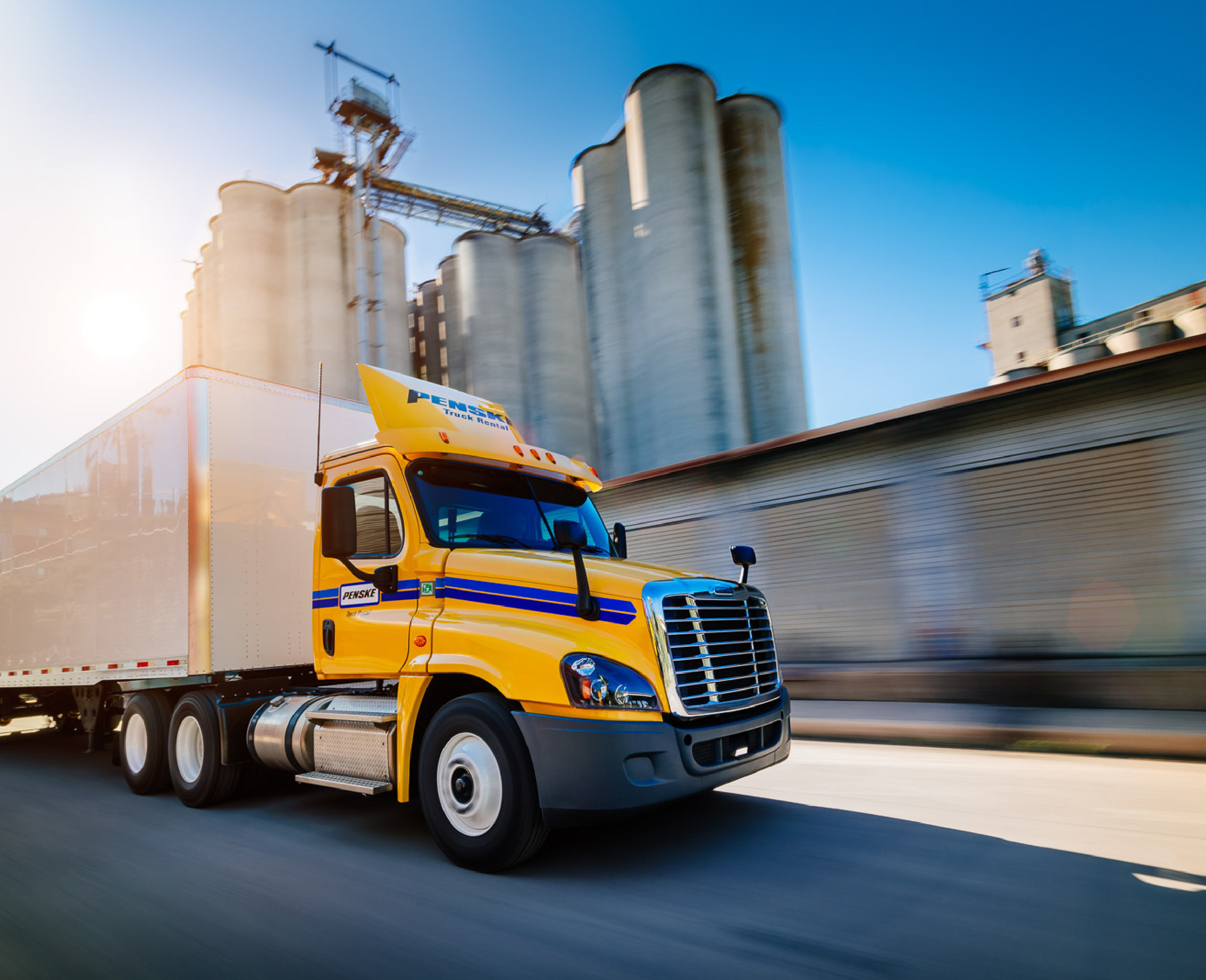 Penske Truck Leasing to Exhibit at National Private Truck Council