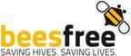 BeesFree logo.  (PRNewsFoto/BeesFree, Inc.)