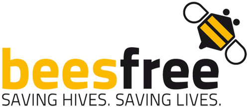 BeesFree logo.  (PRNewsFoto/BeesFree, Inc.)