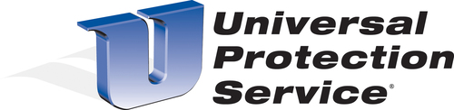 Universal Protection Service logo.