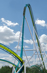 Carowinds announces Fury 325 the world's tallest, fastest giga coaster. (PRNewsFoto/Carowinds)