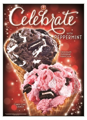 Celebrate the Holidays with a Cold Stone Creamery Creation
