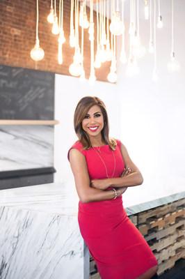 "(1) Celebrity Interior Designer, Taniya Nayak of ABC, HGTV and Food Network discusses ""Design Inspiration"" on Saturday and Sunday (November 19-20) at 2:00 and 4:00 p.m. Photo Credit | Magdalena M"
