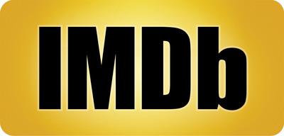 IMDb logo.  (PRNewsFoto/IMDb)
