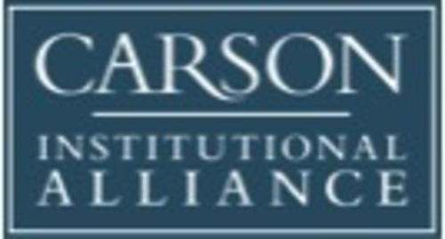 Carson Institutional Alliance Taps Disciplined Asset Manager To Join Investment Committee (PRNewsFoto/Carson Institutional Alliance )