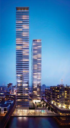 Ballymore to establish Joint Venture for major £2bn London residential development portfolio: Arrowhead Quay ...