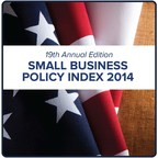 "The Small Business & Entrepreneurship Council's ""Small Business Policy Index 2014"" measures the environment in each state as to how policies impact entrepreneurship, investment and small business growth."