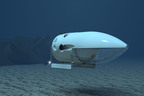 OceanGate Inc., a global provider of manned submersible solutions for research and commercial applications, has announced the completion of the initial carbon fiber hull design and feasibility study for its next generation manned submersible -Cyclops(TM). Under a contract issued to Boeing Research & Technology (BR&T), OceanGate, the Applied Physics Laboratory at the University of Washington (APL-UW) and Boeing have validated the basic hull design for a submersible vehicle able to reach depths of 3,000 meters (9,800 feet).  (PRNewsFoto/OceanGate Inc.)