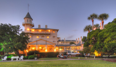 Jekyll Island Club Hotel $126 January Room Special.  (PRNewsFoto/Jekyll Island Club Hotel)