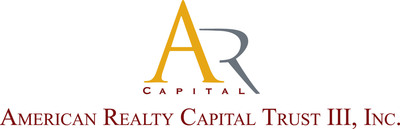 American Realty Capital Trust III, Inc.  (PRNewsFoto/American Realty Capital Trust III, Inc.)