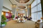 Hampton Inn & Suites Miami Brickell Hotel ranking #1 in Miami for 20 consecutive months.  (PRNewsFoto/Hampton Inn & Suites Miami Brickell)