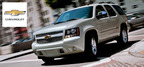 2014 Chevy Tahoe models are now available at Osseo Automotive.  (PRNewsFoto/Osseo Automotive)