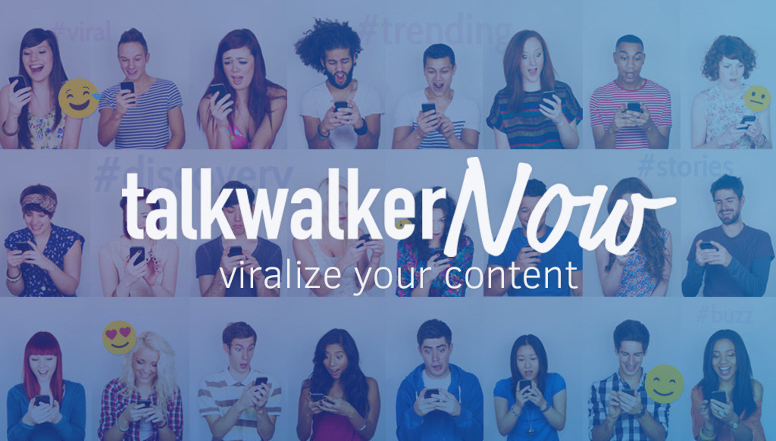 talkwalkerNow - the ultimate search engine for trends