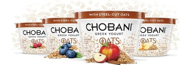 Chobani Launches New Oats Platform To Brighten Mornings As Part Of Mission To #StopSadBreakfast (PRNewsFoto/Chobani)