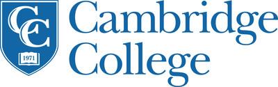 Cambridge College Logo.  (PRNewsFoto/Cambridge College)