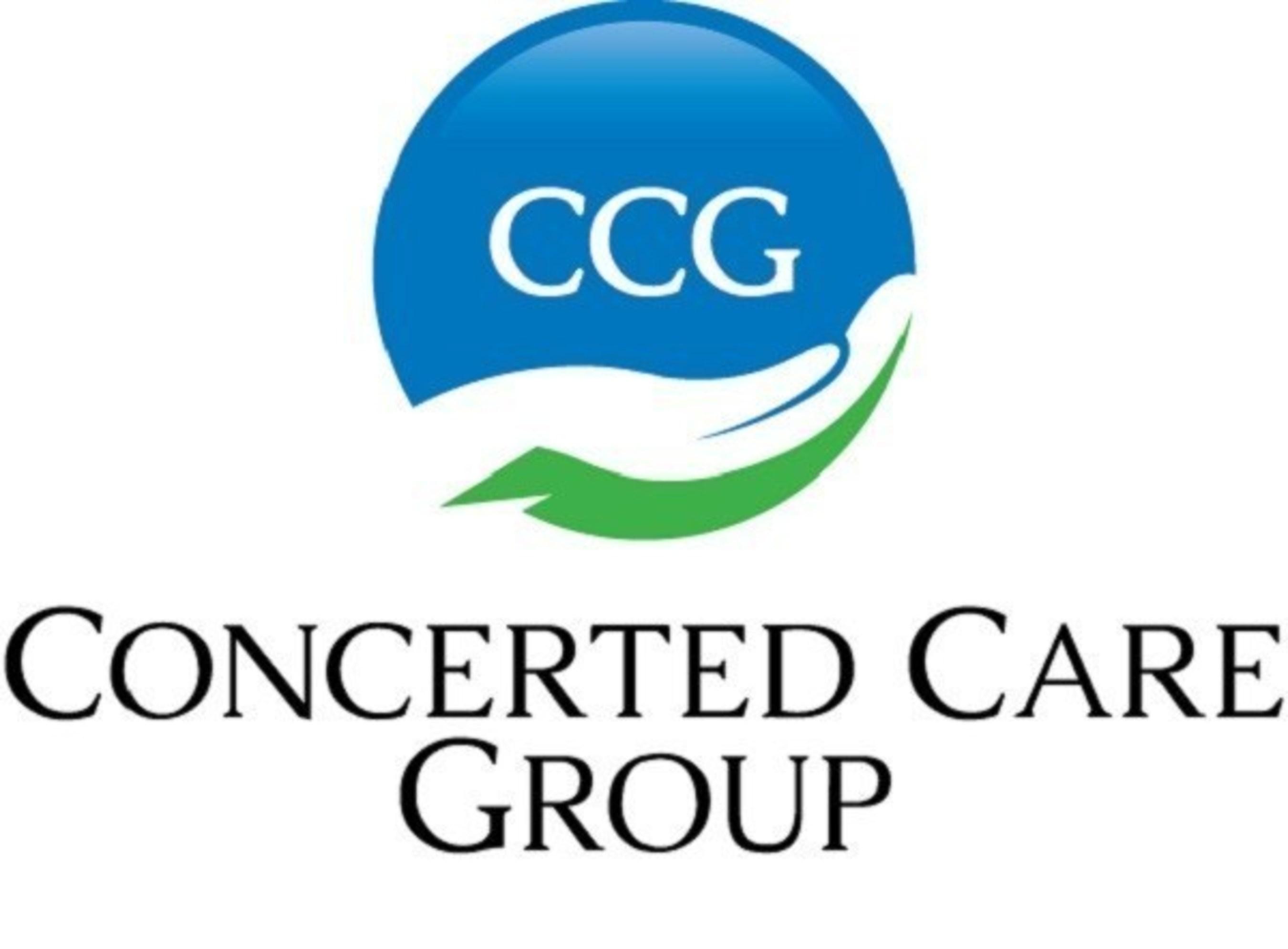 Concerted Care Group logo (PRNewsFoto/Concerted Care Group)