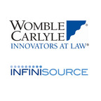 Womble Carlyle and Infinisource.  (PRNewsFoto/Infinisource)