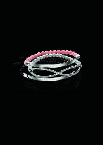 THOMAS SABO launches LOVE BRIDGE collection (PRNewsFoto/THOMAS SABO GmbH & Co.KG) (PRNewsFoto/THOMAS SABO GmbH & Co.KG)
