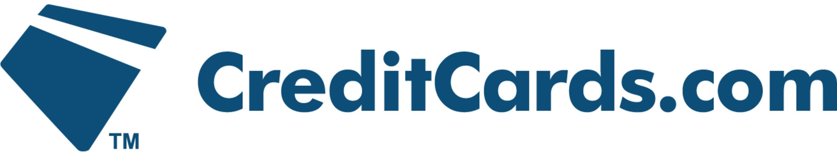 CREDITCARDS.COM logo. (PRNewsFoto/CREDITCARDS.COM)