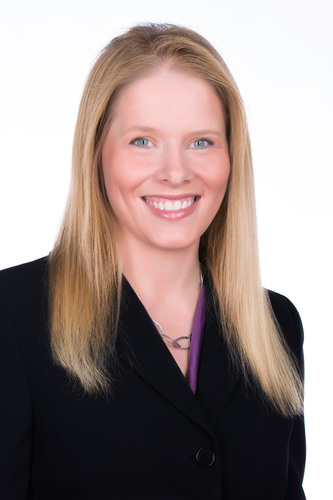 Amy Beckstead, partner at labor and employment boutique firm, Hutcheson Bowers, LLLP. (PRNewsFoto/Hutcheson ...