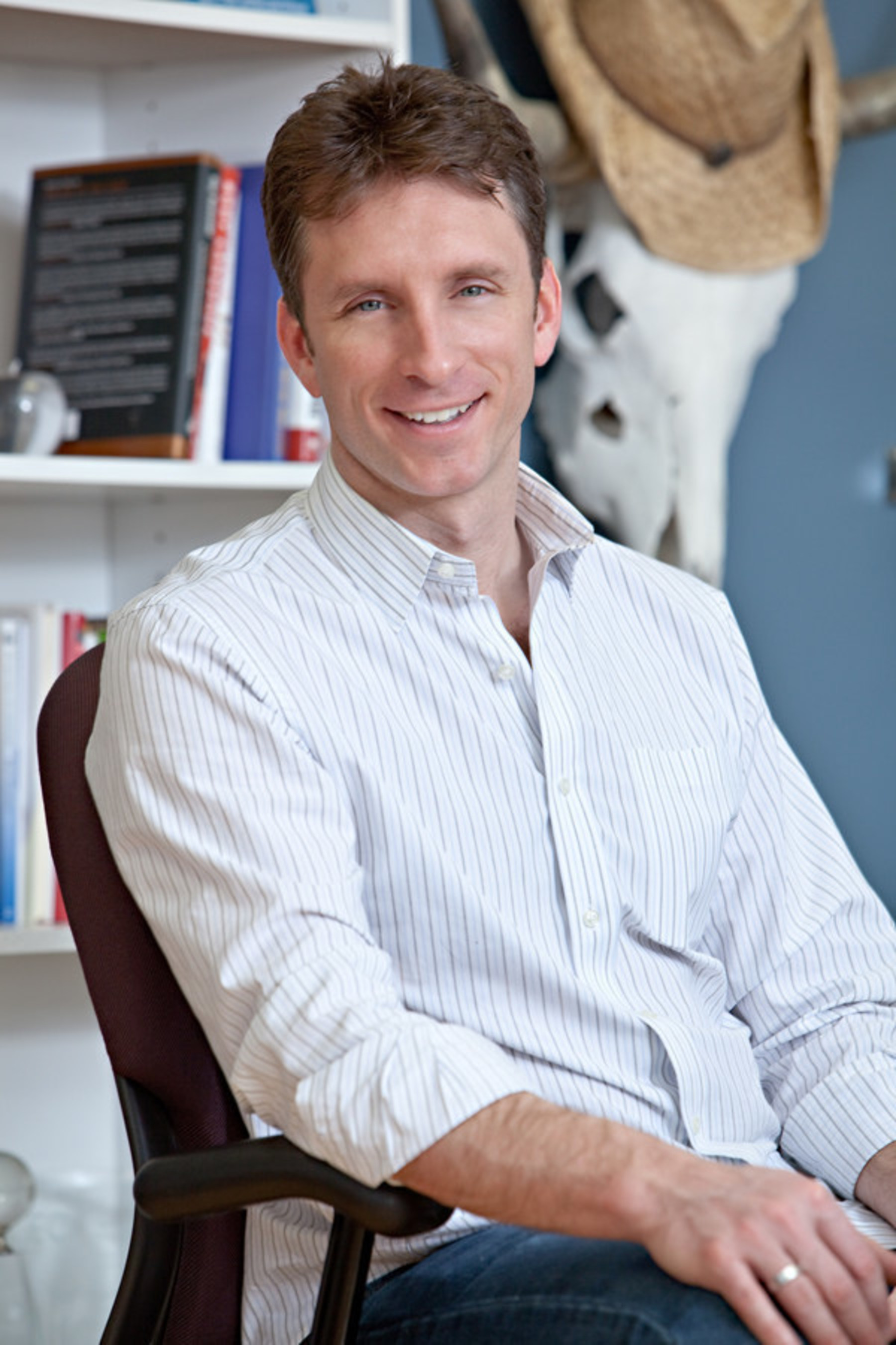 Mike Michalowicz Featured Speaker at CEO Warrior Workshop