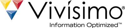 Vivisimo, Inc. logo. For a high-res version, please contact Leo Tignini, +1-908-907-6246. (PRNewsFoto/Vivisimo, Inc.)