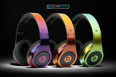 ColorWare Launches Special Edition Illusion Beats by Dr. Dre Headphones