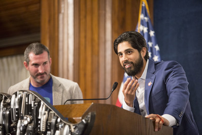 Two-time All-Star, Gio Gonzalez, accepts honor as the first person ever to get his beard sponsored.