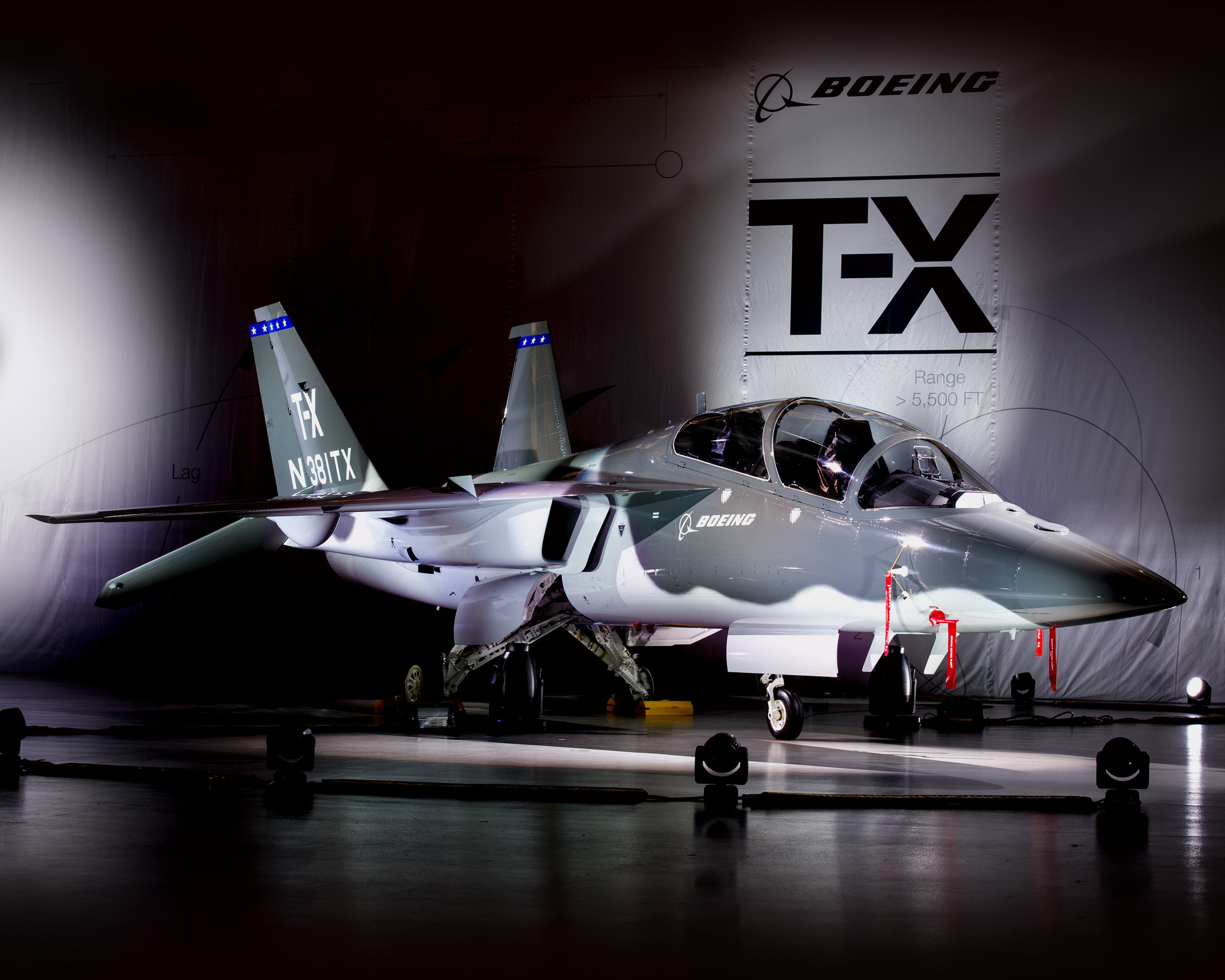 The new Boeing T-X