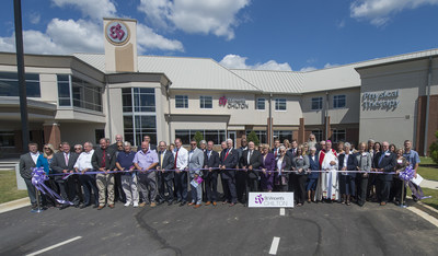 St. Vincent's Chilton hospital held a blessing, ribbon cutting and open house at its new location on September 30.