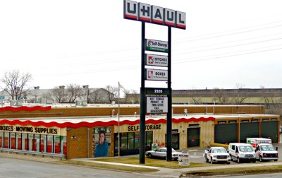 U-Haul Delivers on the Need for Self-Moving and Self-Storage in St. Paul