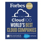 Appboy Is Named A Rising Star To First-Ever Forbes 2016 World's Best 100 Cloud Companies List