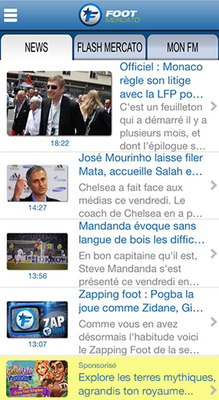 InMobi Partners with Top Football News Publisher, Adversport's Foot Mercato