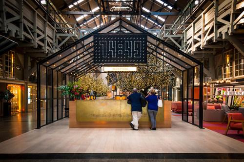 Ovolo Woolloomooloo, Sydney (PRNewsFoto/Ovolo Hotels)