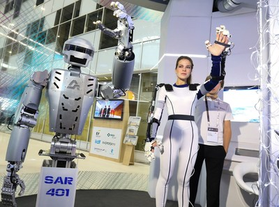 New innovative technologies at Open Innovations Forum 2016 (PRNewsFoto/Open Innovations Forum)