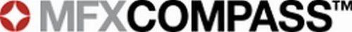 MFX Compass Logo (PRNewsFoto/MFX Compass)