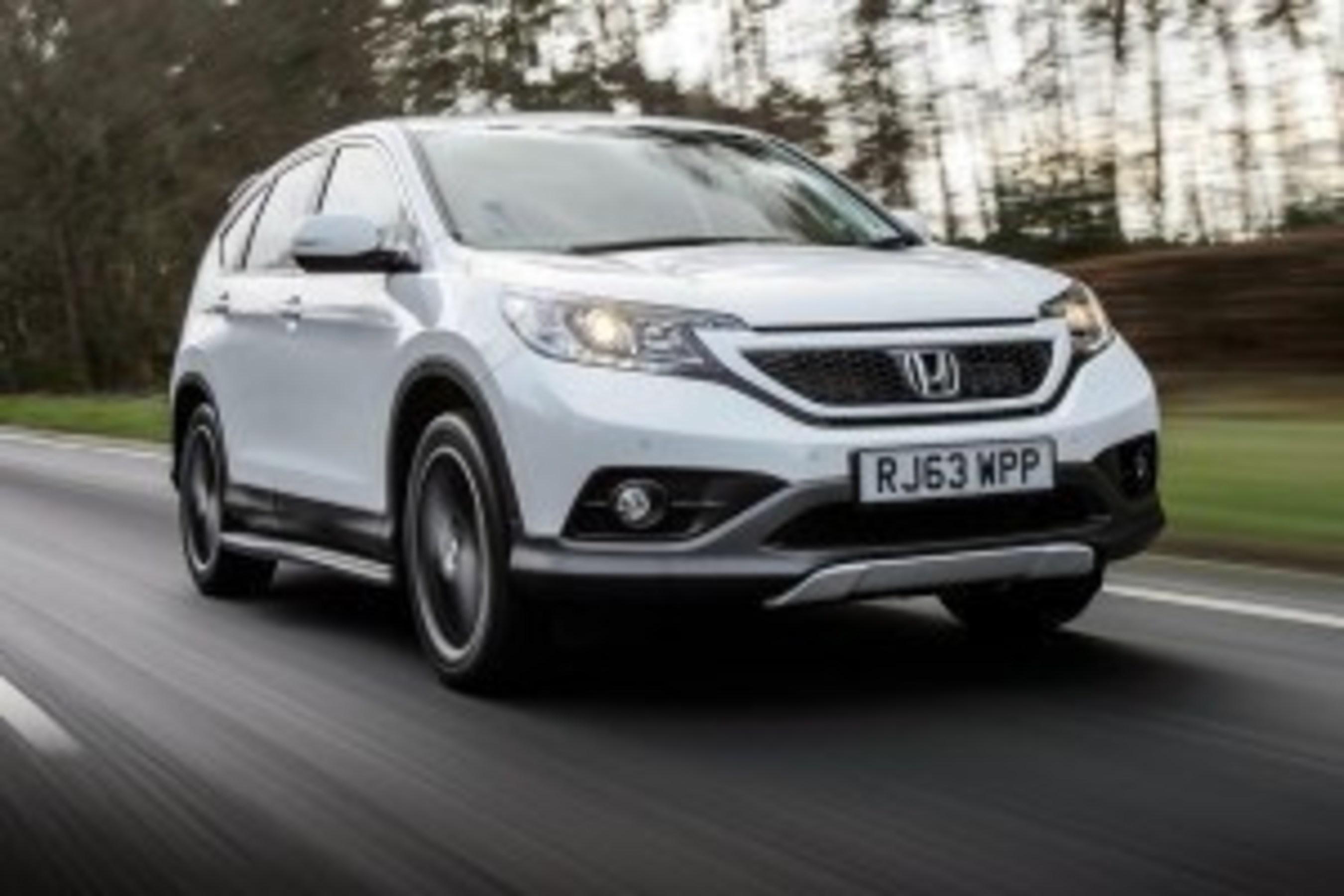Honda Recalls 2016 CR-V Cars Due To Takata Airbag Exploding Risk