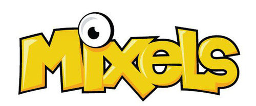 Mixels Logo.  (PRNewsFoto/Cartoon Network)