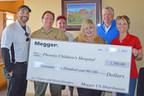 Annual Megger Fundraiser for Phoenix Children's Hospital Increases 40%