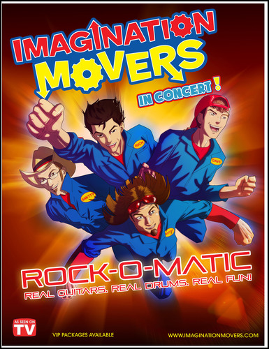 Imagination movers gay