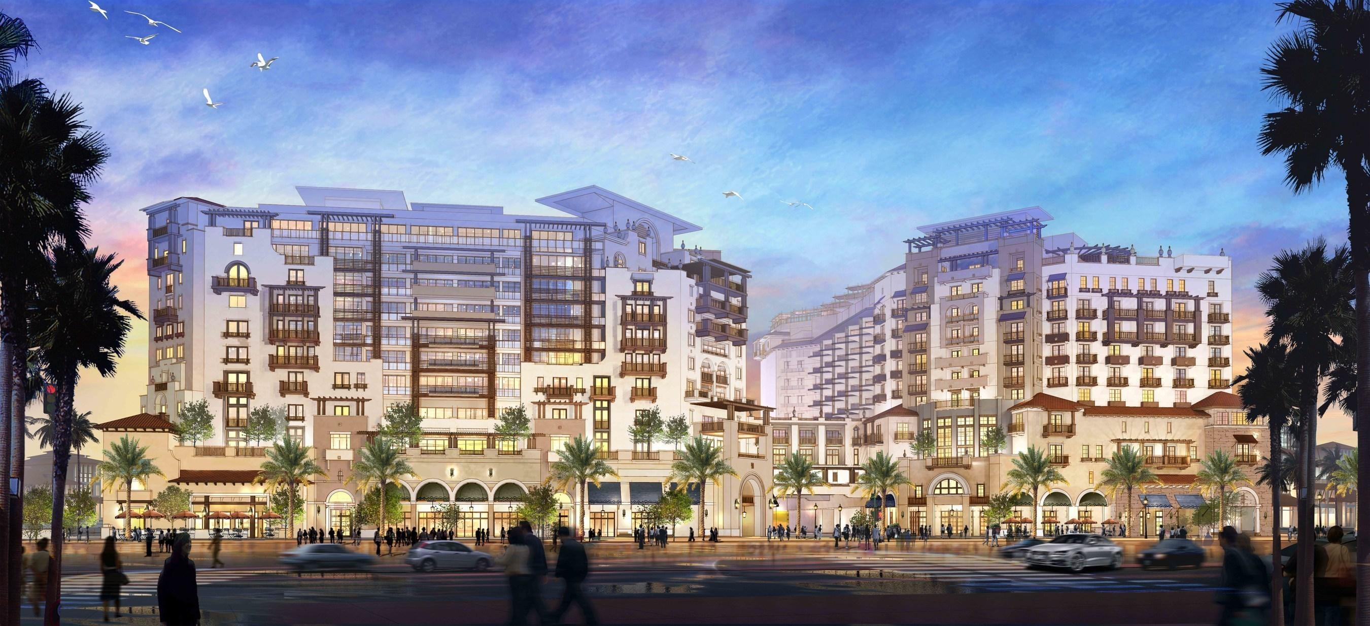 Penn-Florida Companies Announce Mandarin Oriental Hotel And Residences, Boca Raton